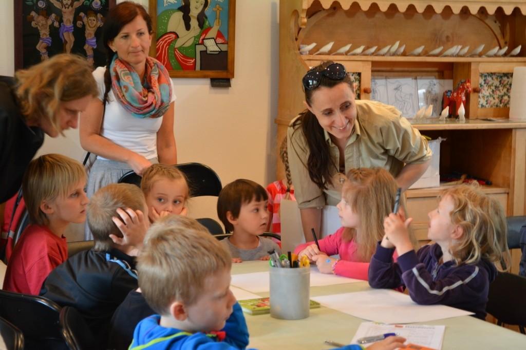 festiwal literatury dla dzieci w Rabce
